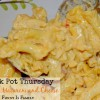 Crock Pot Creamy Macaroni And Cheese
