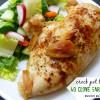 Crock Pot 40 Clove Garlic Chicken