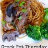Crock Pot Chinese Pork Shoulder