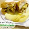 Crock Pot Cheesesteak Sandwiches