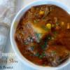 Crock Pot Classic Beef Stew