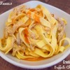 Crock Pot Buffalo Chicken Pasta