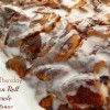 Crock Pot Cinnamon Roll Casserole