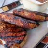 North Carolina BBQ Pork Chops