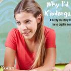 Why I'd Fail Kindergarten