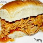 Crock Pot Buffalo Chicken Sliders