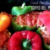 Crock Pot Stuffed Bell Peppers