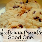 Perfection in Parenting? Good One.