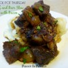 Crock Pot Beef and Beer Stew with Bacon