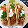 Crock Pot Pork Tacos