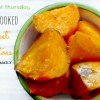 Crock Pot Easy Sweet Potatoes
