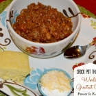 Crock Pot World's Greatest Chili
