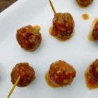 Crock Pot Orange Marmalade Meatballs