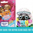 A Ten-Point Guide for Buying Blind Bags for Your Kids