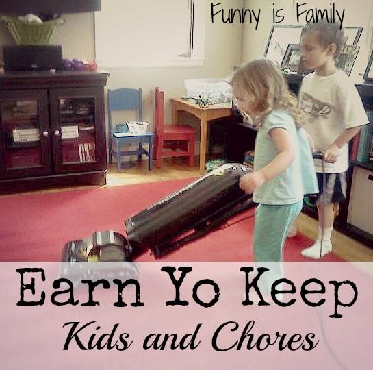 earn yo keep
