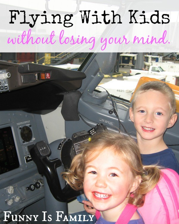 Planning on flying with a baby? Read these tips!