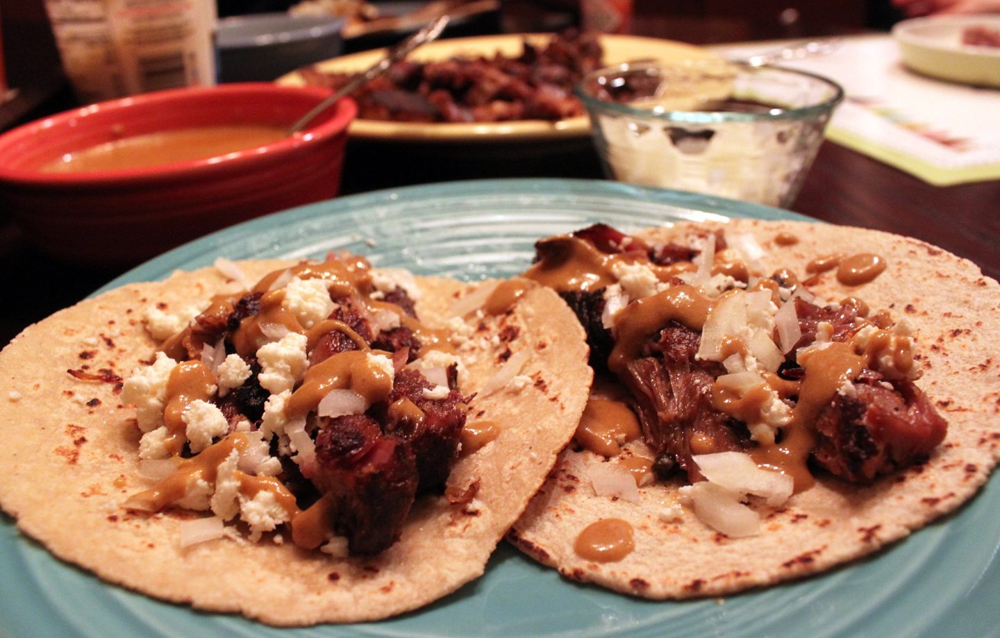 Delicious Crock Pot pork carnitas from the popular Crock Pot Thursday ...