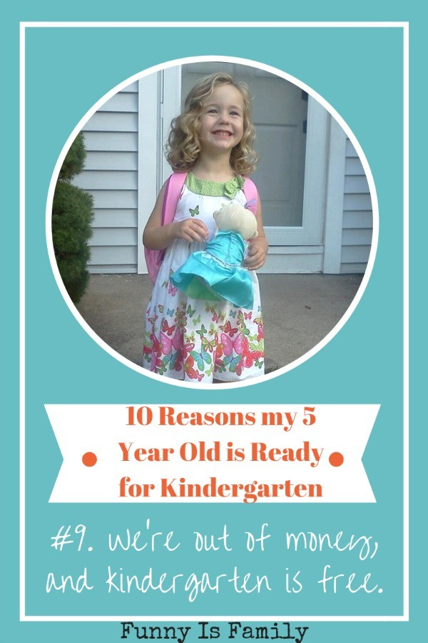 Is your child ready for kindergarten? Here are 10 ways to tell if your kiddo is ready to take that leap!