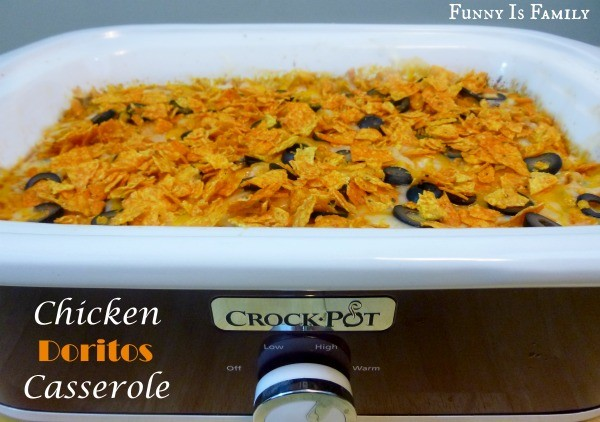 Crock Pot Thursday: Chicken Doritos Casserole