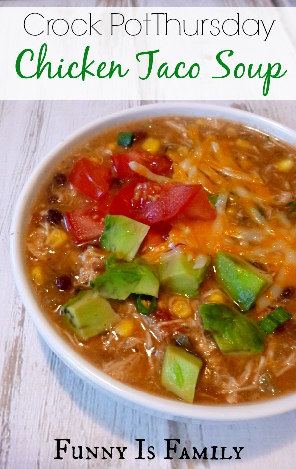 Chicken Corn Chowder Topped With Avocado And Tomato Recipes ...