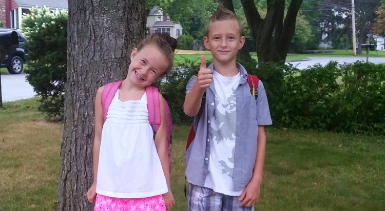 The Thing About the First Day of School