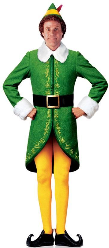 Graham: Elf! That says Elf!